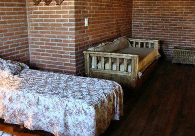 dormitorio cabaña 3 valeria